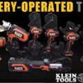 Klein Dewalt Powered Cordless Tools