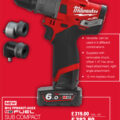 Milwaukee M12 Fuel Multi-Head Drill