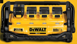 New Dewalt Portable Power Station with Top Handle (Update: It's Been Debunked!)