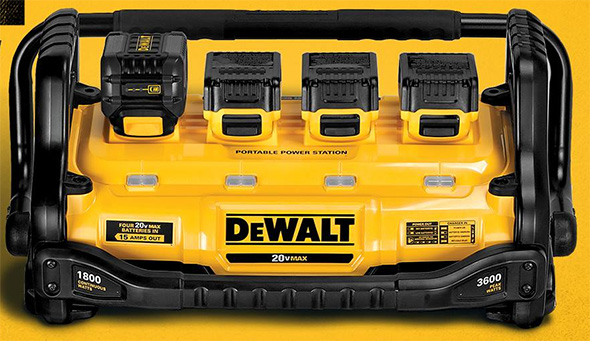 New Dewalt 20V Cordless Power Station 2018
