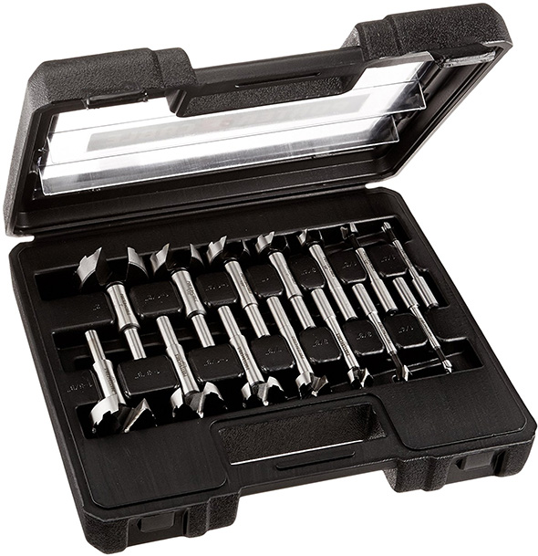 Porter Cable Forstner Drill Bit Set
