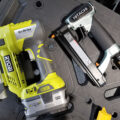 Ryobi Cordless Pin Nailer Compared to Hitachi Air Nailer