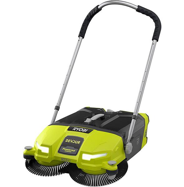 Ryobi Devour Cordless Sweeper