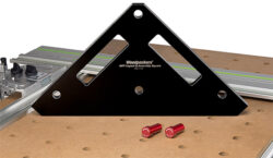 Woodpeckers MFT Square Setup Tool with Pegs