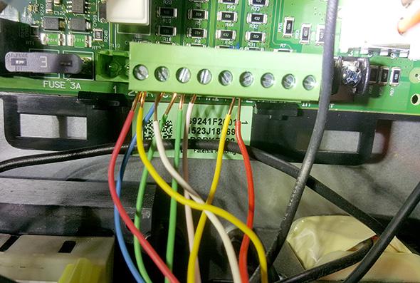 Bad Furnace Wiring Job