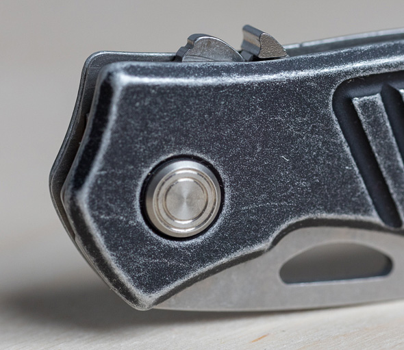 Buck Inertia Knife Flipper Lock