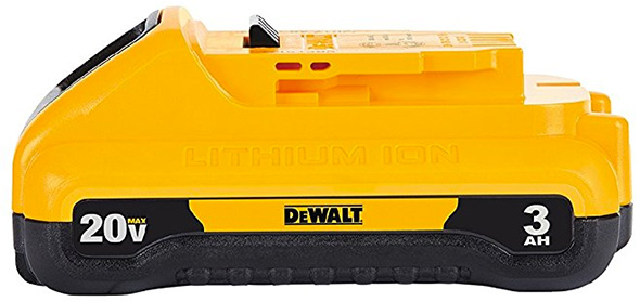 Dewalt DCB230 3Ah Battery Pack