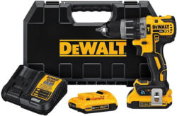 Dewalt DCD797D2 Tool Connect Hammer Drill Kit