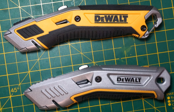 Dewalt Premium Utility Knife Blade Change Issues And