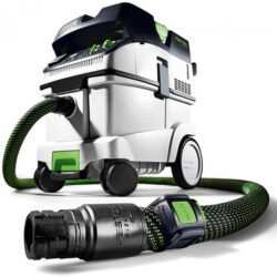 Festool 2018 Dust Extractor with Bluetooth Remote