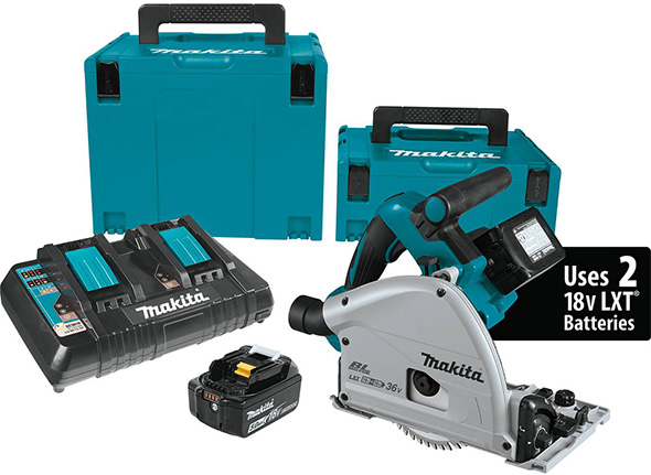 Makita Track Saw Bundle