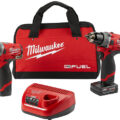Milwaukee M12 Fuel Second Generation Drill and Impact Driver Combo Kit