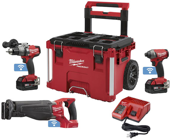 Milwaukee M18 One-Key Packout Special Bundle