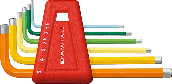 PB Swiss Straight Hex Keys