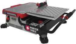 Porter Cable Cordless Tile Saw