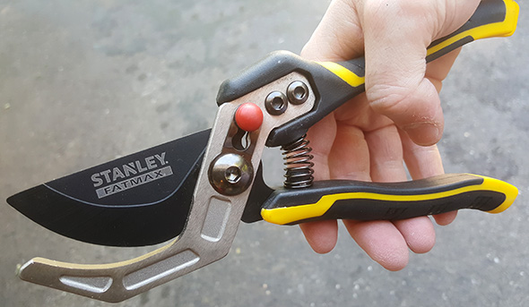 Stanley FatMax Pruning Shears