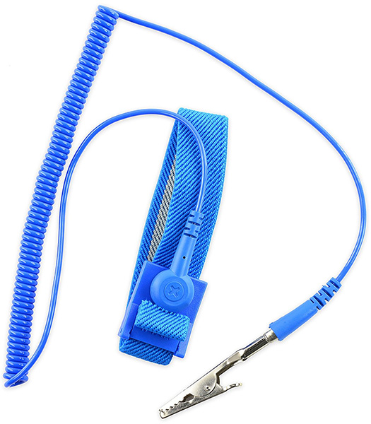 Anti Static Wrist Strap : Nasa wireless anti static wrist straps don t work