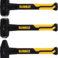 Dewalt Small Carbon Fiber Sledge Hammers