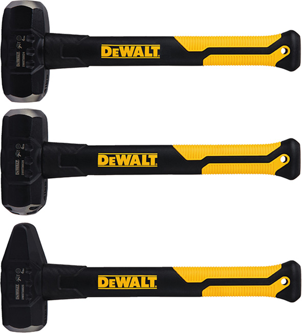 Dewalt Small Carbon Fiber Sledge Hammers