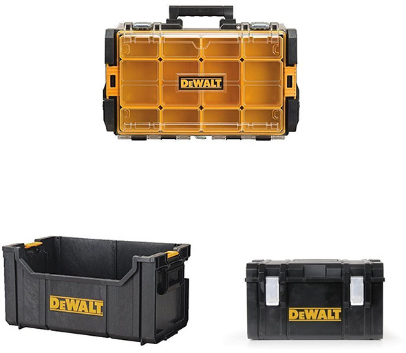 Dewalt ToughSystem Deal March 2018
