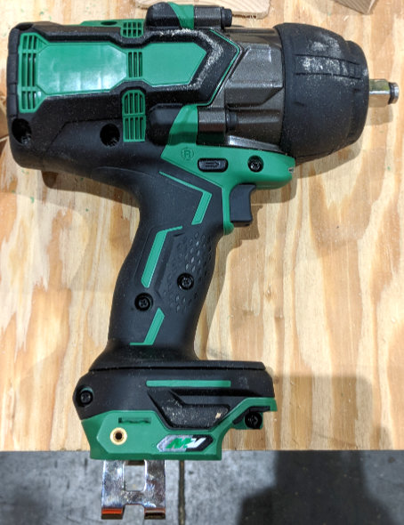 Hitachi MV 36V half-inch Impact Wrench