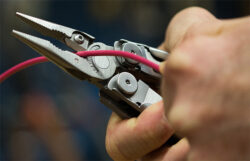 Leatherman Wave Plus Multi-Tool Cutting Wire