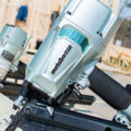 Nailer with Metabo HPT logo