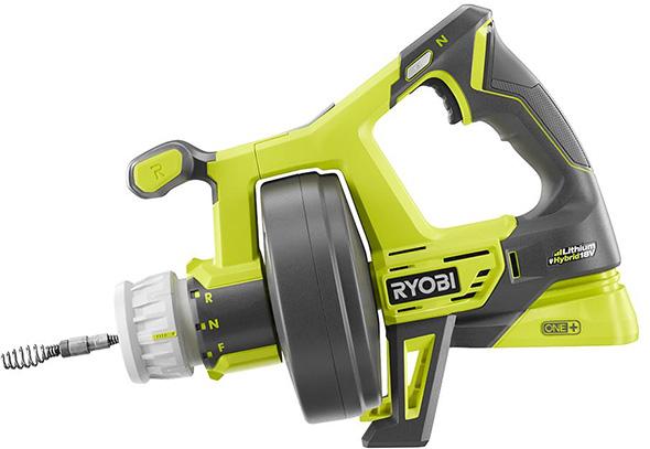 Ryobi Hybrid Drain Auger