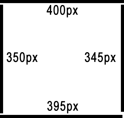 Accuracy and Precision Square Example