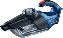 New Bosch 18V Cordless Vacuum w/ Stick Attachments, GAS18V-02N