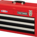Craftsman Metal Drawer Tool Box 2018