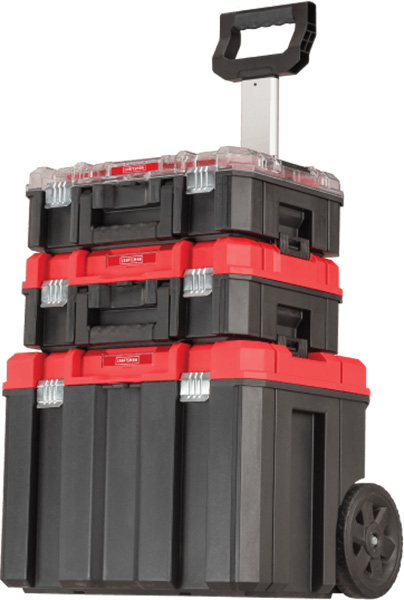 Craftsman Modular TStak-Like Tool Box System