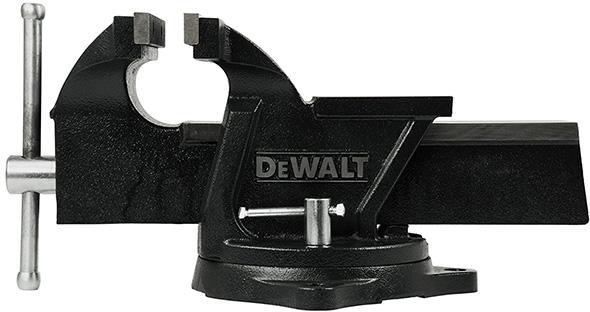 Dewalt 6-inch Bench Vise Side