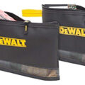 Dewalt Zippered Tool Bags