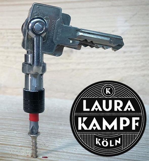 Laura Kampf EDC Screwdriver