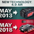 Metabo 18V Compact 4Ah Battery