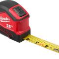 Milwaukee 25-foot Auto Locking Tape Measure