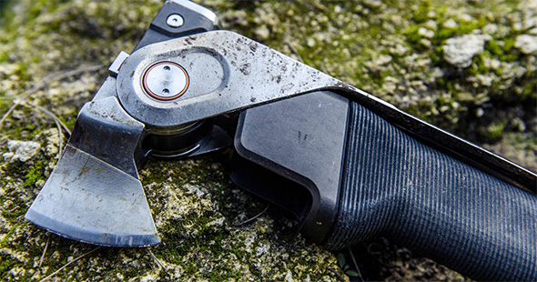Combar Multi-Tool Axe Head