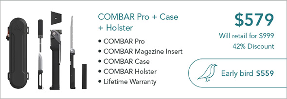 Combar Pro Kit
