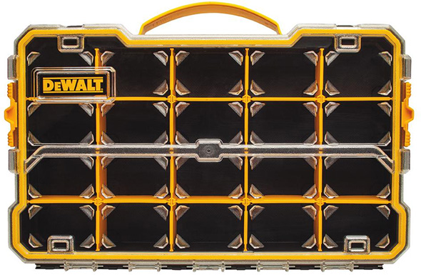 Dewalt 20 Compartment Organizer