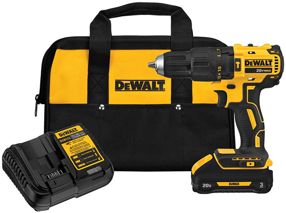 "Let's Talk About the New Dewalt Brushless Hammer Drill ""Special Buy"""