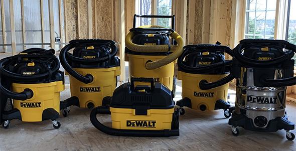 Dewalt Vacuum Family by Alton Industries