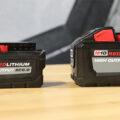 Milwaukee M18 High Output Battery Packs