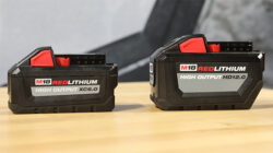 Milwaukee M18 High Output Battery Packs