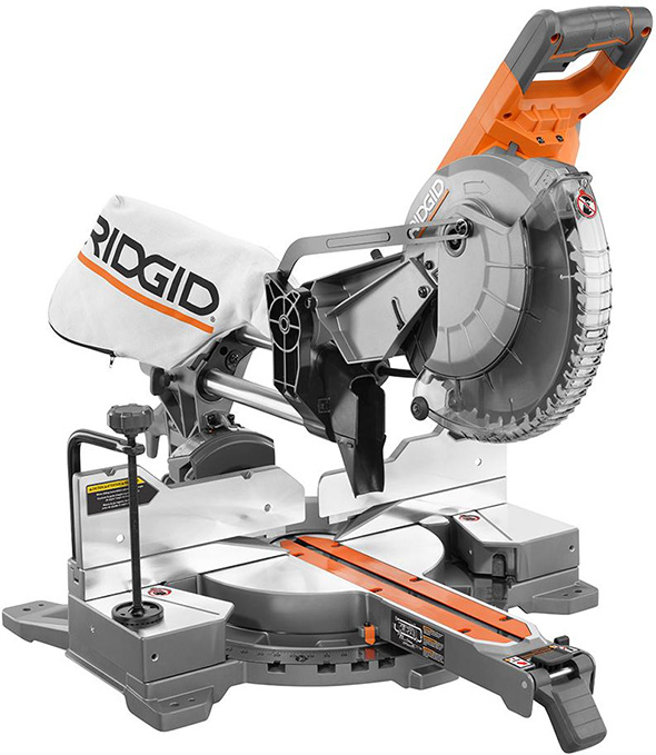 New ridgid 10 sliding miter saw keyboard keysfo Image collections