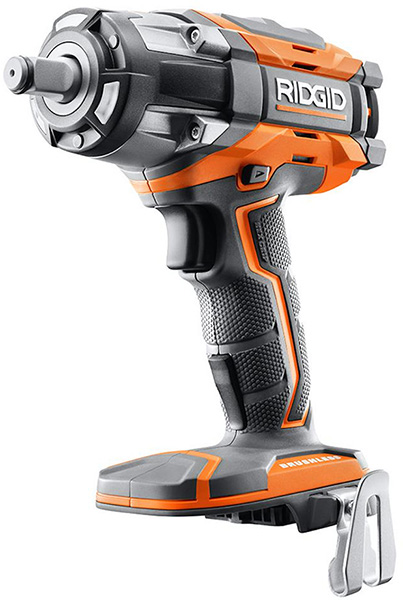 Ridgid Brushless Impact Wrench