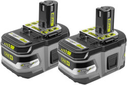 Ryobi 18V 6.0Ah Cordless Power Tool Batteries are Now at Home Depot Stores