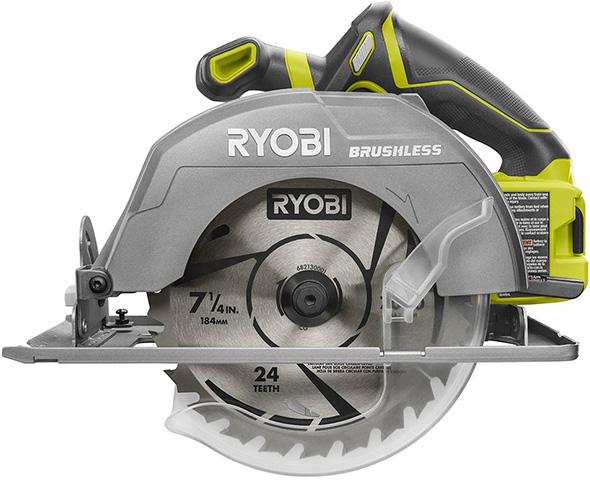 Ryobi 18V Brushless Circular Saw