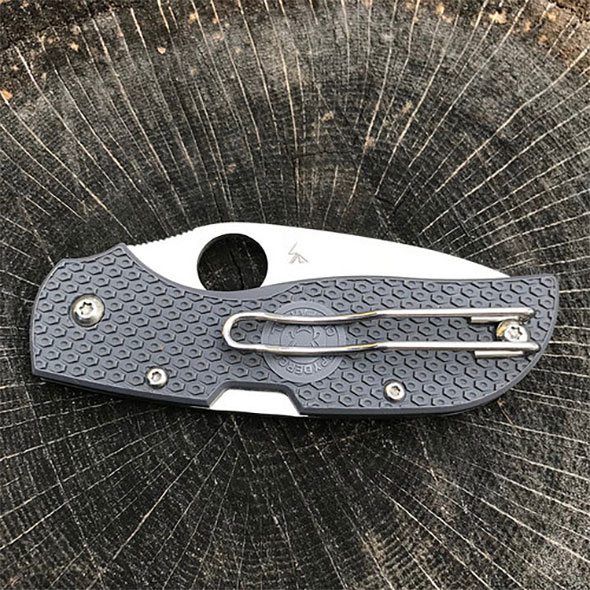 Spyderco Chaparral FRN Closed