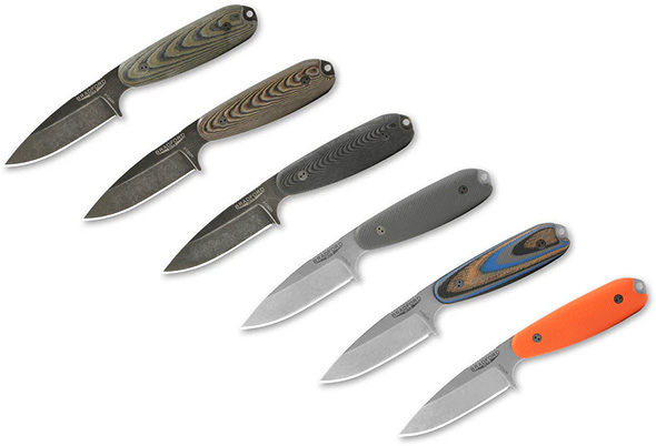 Bradford Guardian 3-5 Fixed Blade Knife Massdrop Special